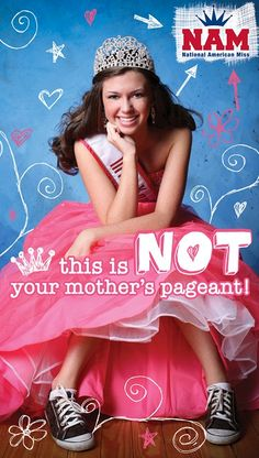 This is not your Mother's pageant