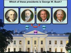 Presidents vs. Aliens Lite: Free app of the week for President's Day