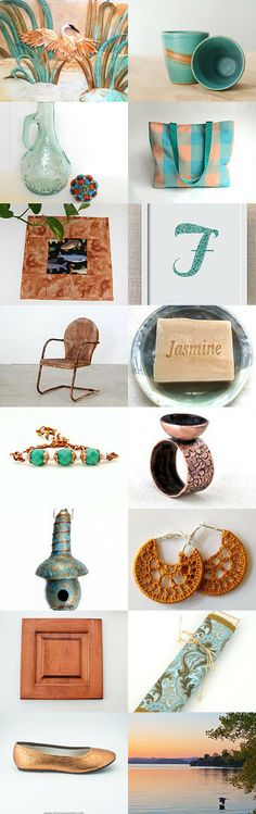 Emergent Summer by Gari Anne on Etsy--Pinned with TreasuryPin.com