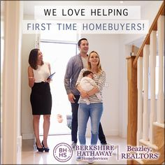 We love helping people buy their first home. It is so exciting. If you are a first time buyer, there are lots of do's and don'ts that you need to know before you even start looking. We would love to help you with this awesome BIG step you are about to take. We have the experience and expertise to help you find the perfect first home and we will help you with everything from start to finish. Call us or come by today and let's get started.