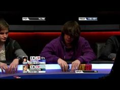Watch the poker rules rewritten by Benny Spindler; betting appontments off in style, could this be one of...