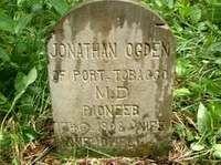 sixth great grandfather, Jonathan Ogden (1736-1807)- Harrison    Maryland Pioneer