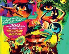 """""""La La La (Brasil 2014)"""" Integra Álbum Oficial da Copa 2014"""