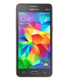 SAMSUNG GALAXY GRAND PRIME GSM (DUAL SIM) (GREY) @ Rs.7,444/-
