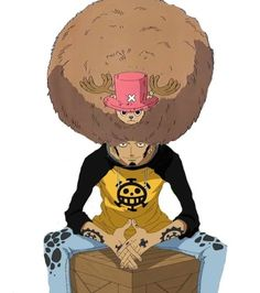 Trafalgar Law and Chopper #one piece