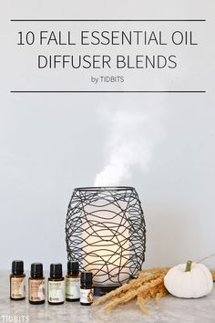Cozy up the home with the best smells of the season with these 10 Fall Essential Oil Diffuser Blends plus a free printable. Ingesting Essential Oils, Fall Essential Oils, Essential Oil Diffuser Blends, Natural Essential Oils, Diffuser Recipes, Cleaners Homemade, Autumn Inspiration, Design Inspiration, Natural Living