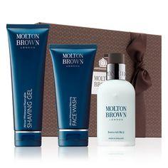 Men's Morning Ritual Shaving Gift Set