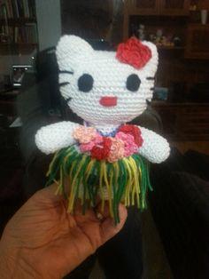 gatita kitty hawaiana