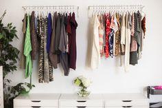 Ikea Mulig Clothing Bars ($5)