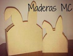 #MDF #CajaConejo