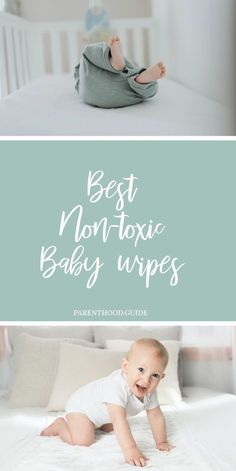 Here are the best non-toxic baby wipes for your baby that do the least harm & clean up well. Top all natural organic baby wipes reviewed. #parenthoodguide #nontoxicbabywipes #babycare #naturalbabywipes #organicwipes #bestbabywipes #biodegradable #reeffriendly #eco-friendly Organic Baby Wipes, Natural Baby Wipes, Best Cloth Diapers, Newborn Schedule, Baby Care Tips, Baby Development, Baby Feeding, Baby Items, Parenting Hacks