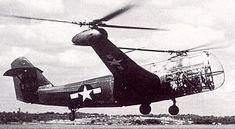 Platt-LePage XR-1A, 1941
