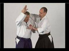 Aikido Nikyo Wrist Lock Defenses : Aikido Shirt Grab Self Defense - YouTube