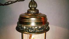 Vintage Rain Lamp - Gold look Rain Lamp, Beautiful, Vintage, Vintage Comics