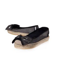 lucy, black shoe by kg kurt geiger - women shoes