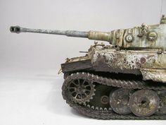 Tiger I - Winter 1/35 Scale Model