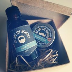 We are The Bearded Mens Grooming Products  at Piccadilly Market 4 August 10 - 4 Deakin Waterfont University, Geelong
