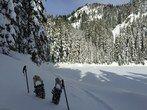 Kendall Peak Lakes Snowshoe — Washington Trails Association