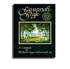 Savannah Style Cookbook