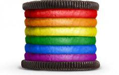 Rainbow Oreo