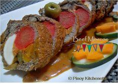 Blog about Filipino foods