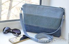 Джинсовая сумка – купить в интернет-магазине на Ярмарке Мастеров с доставкой