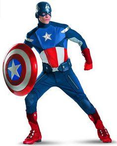 #CaptainAmerica #Theatricalcostume #Marvel #fancydress #superheroes #costumes #cosplay