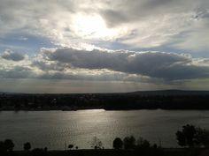 Watching the edge of Hungary, Esztergom