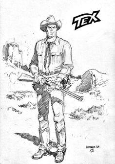 Tex na arte de Leomacs