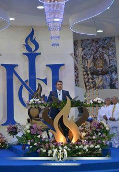 Presentación Apostólica en Santa Cena Colombia 2015 #ADJ #NJG