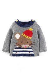 43 Ideas Baby Boy Crochet Sweater Mini Boden For 2019 Baby Knitting Patterns, Baby Boy Knitting, Knitting For Kids, Knitting Designs, Baby Patterns, Crochet Patterns, Baby Boy Sweater, Knit Baby Sweaters, Boys Sweaters