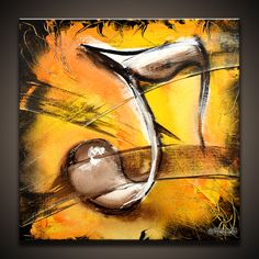"""Musical Canvas Painting Ideas Abstract 