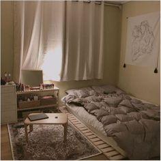 Small Bedroom Designs, Room Design Bedroom, Small Room Bedroom, Room Ideas Bedroom, Dream Bedroom, Home Bedroom, Bedroom Decor, Cozy Small Bedrooms, Small Room Interior
