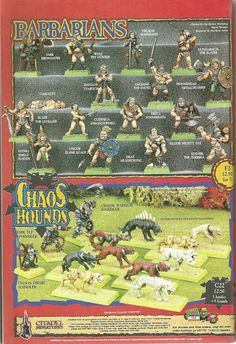 Realm of Chaos 80s
