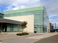 Project: Niagara West YMCA |  Architect: Invizij |  Product: Natura Pro, Cream White | Photographed By: Candice Jones |