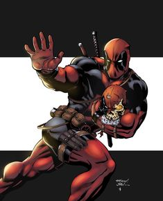 Deadpool by ~logicfun on deviantART