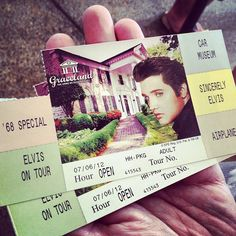 Graceland tickets  http://amythibodeau.com/