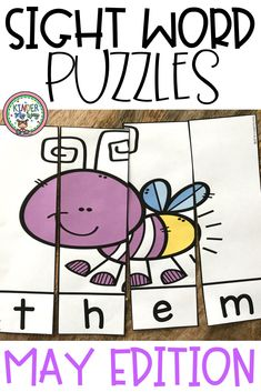 Are you looking for interactive sight word activities  This easy prep sight  word packet contains 1d9b13a44