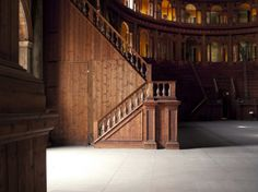 Teatro Farnese - Parma, Italy