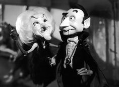 The 1967 Halloween special 'Mad Monster Party?'