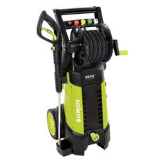 Sun Joe SPX3001 2030 PSI 1.76 GPM 14.5 AMP Electric Pressure Washer with Hose Re #SnowJoe