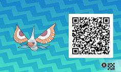 Masquerain PLEASE FOLLOW ME FOR MORE DAILY NEWS ABOUT GAME POKÉMON SUN AND MOON. SIGA PARA MAIS NOVIDADES DIÁRIAS SOBRE O GAME POKÉMON SUN AND MOON. Game qr code Sun and moon código qr sol e lua Pokémon Nintendo jogos 3ds games gamingposts caulofduty gaming gamer relatable Pokémon Go Pokemon XY Pokémon Oras
