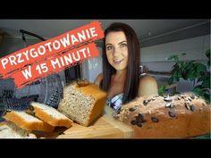 SZYBKI CHLEB DLA LENIWYCH - YouTube Kfc, Bread, Baking, Youtube, Food, Tin Cans, Bread Baking, Bread Making, Patisserie