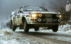 Rally Suecia ´84