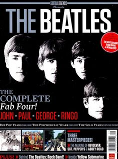Guitar Legends: The Beatles by jimmycerf - issuu