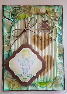 gr: Front of a notebook Albums, Creations, Notebook, Decor, Decoration, Decorating, The Notebook, Exercise Book, Deco