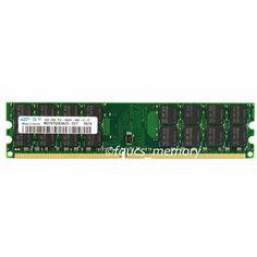 New Samsung 4GB DDR2-800 MHZ PC2-6400 240PIN DIMM Desktop memory AMD Motherboard #Samsung