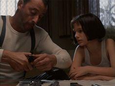Jean Reno Natalie Portman