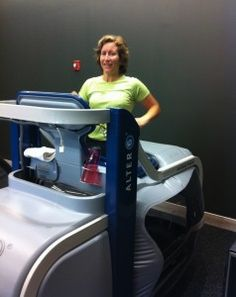 Revolutionary AlterG treadmill providing faster healing, mobility and increase endurance.