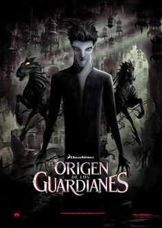 El Origen de los Guardianes - Poster Pitch